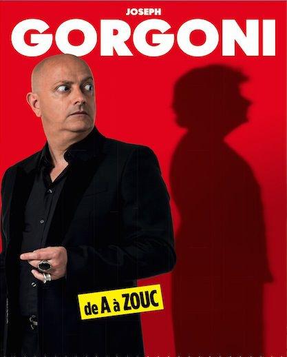 affiche du film Joseph Gorgoni : de A à Zouc