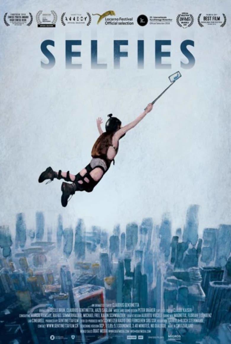 affiche du film Selfies