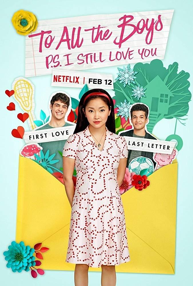 affiche du film À tous les garçons : P.S. Je t'aime toujours