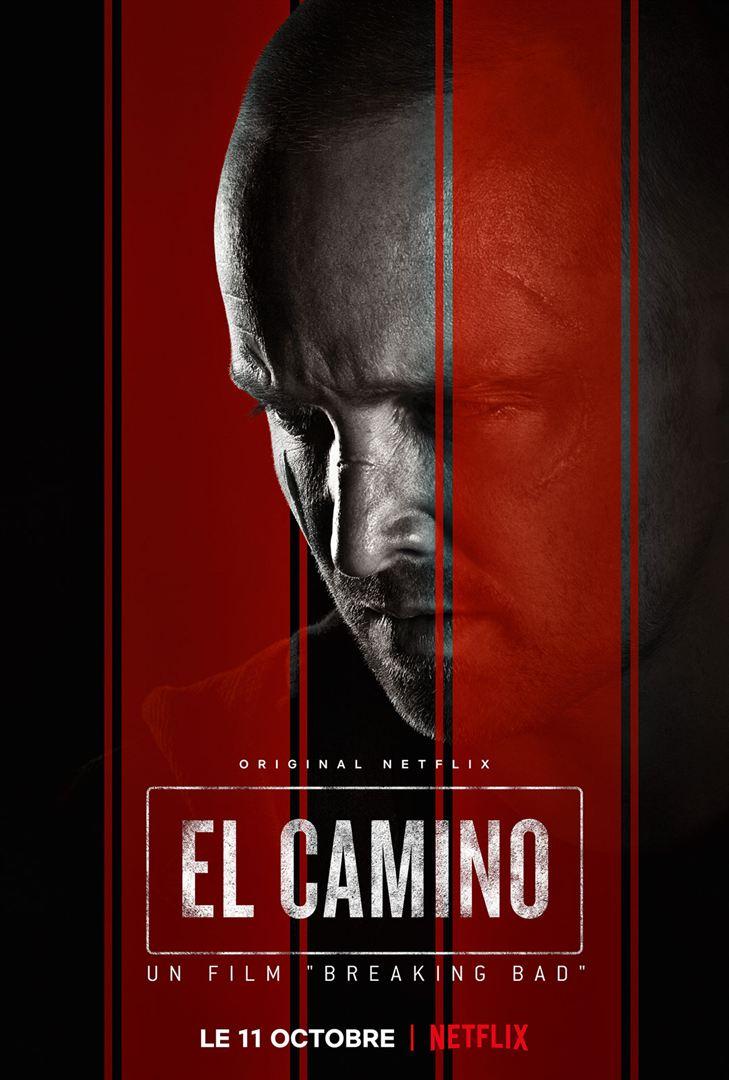 affiche du film El Camino : Un film Breaking Bad