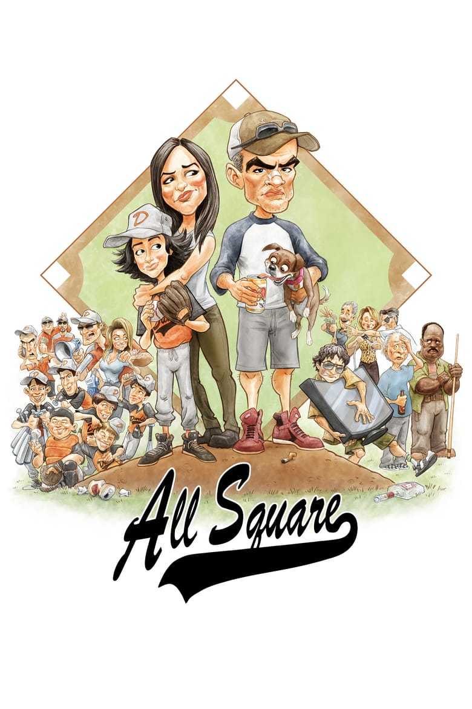 affiche du film All Square