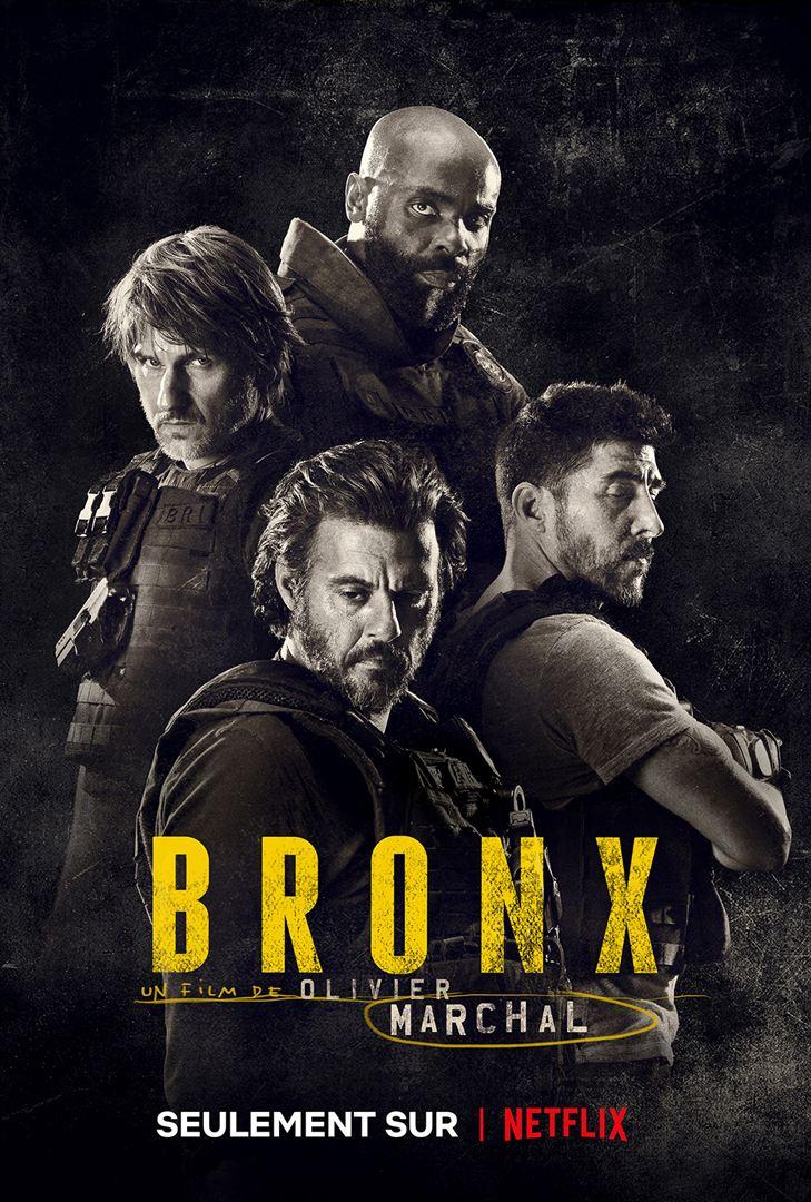 affiche du film Bronx