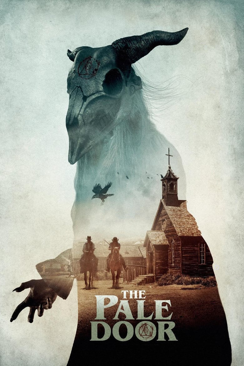 affiche du film The Pale Door