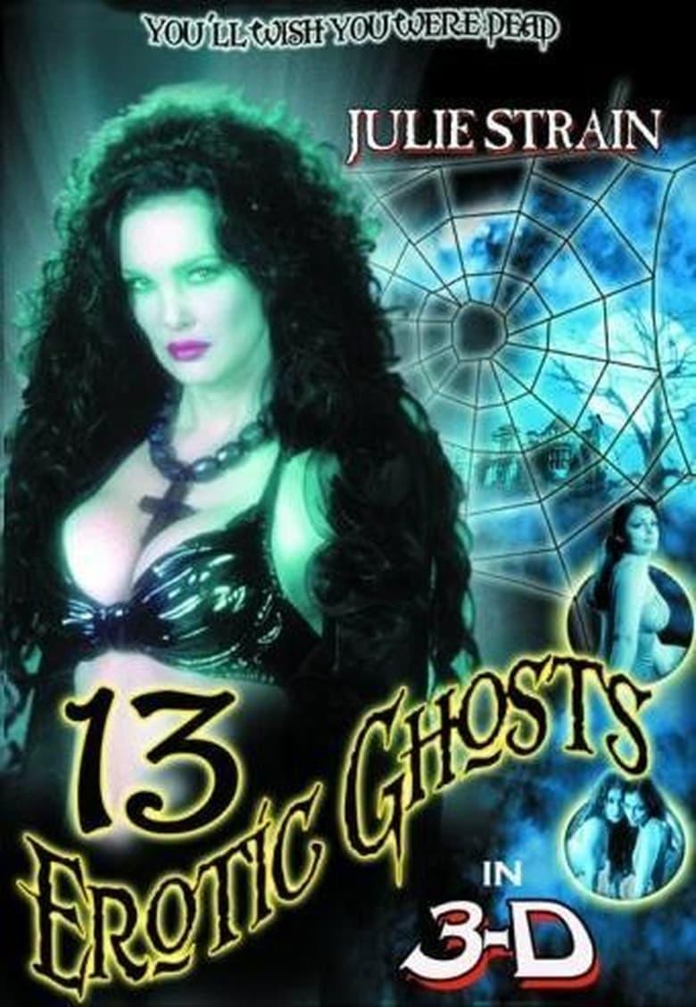 affiche du film Thirteen Erotic Ghosts