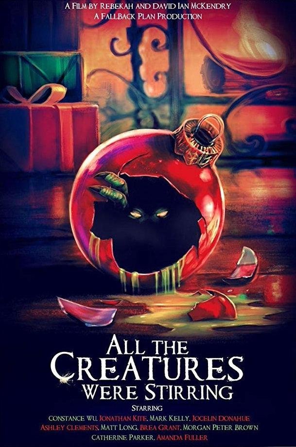 affiche du film All the Creatures Were Stirring