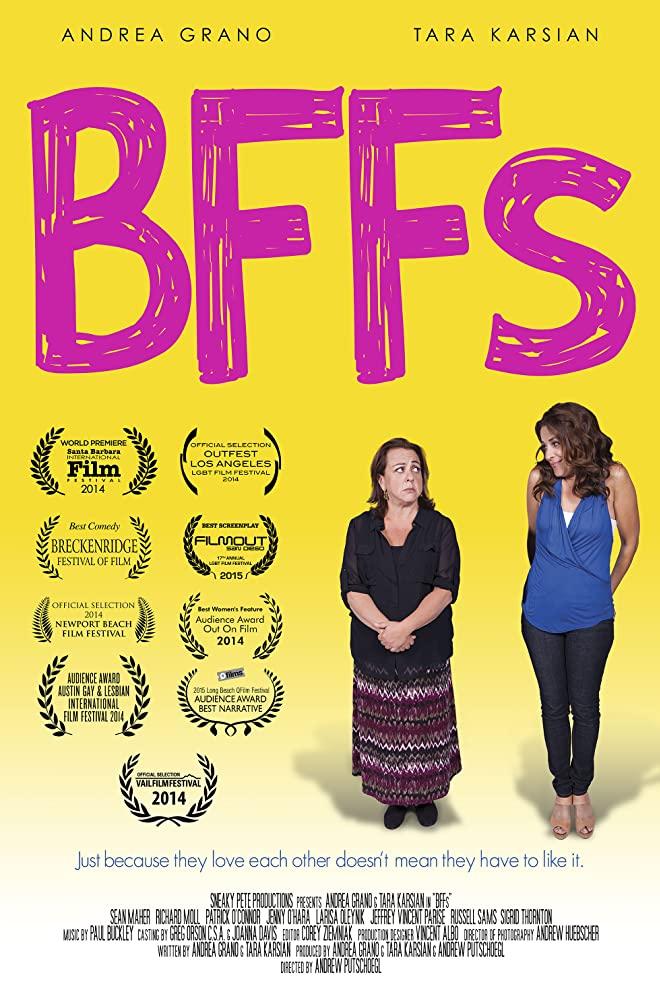 affiche du film BFFs