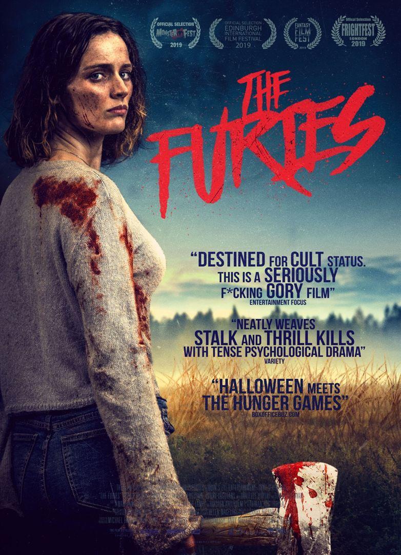 affiche du film The Furies