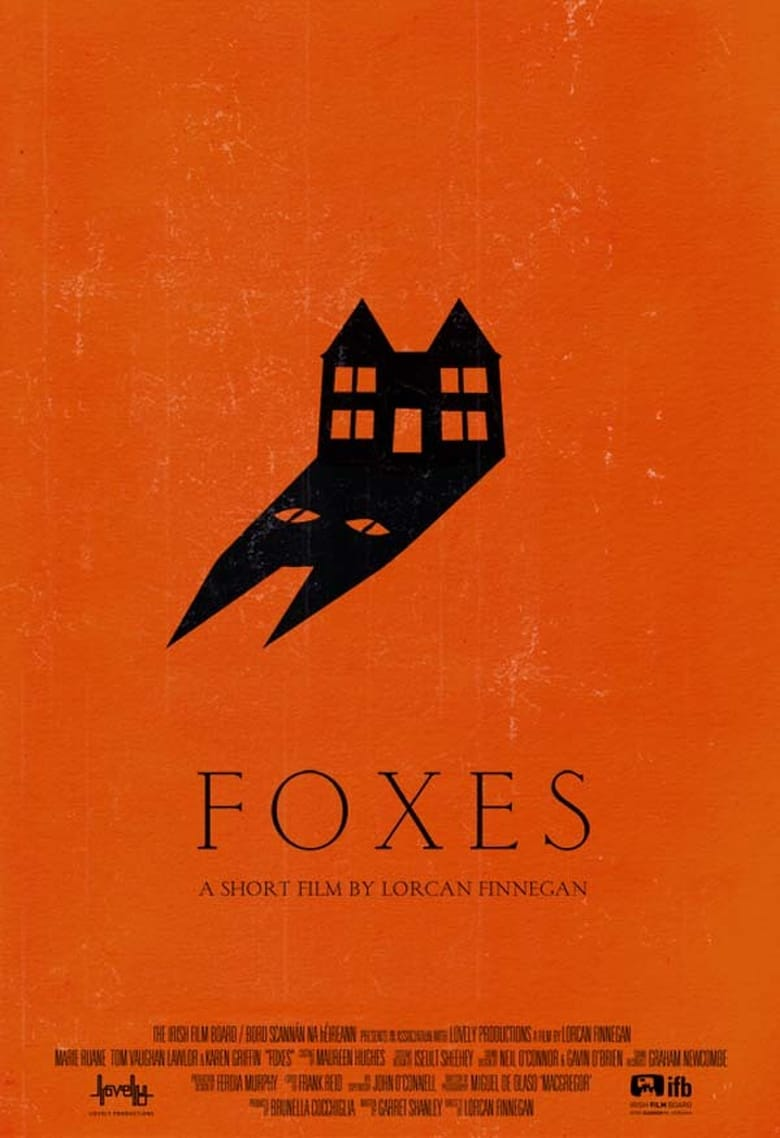 affiche du film Foxes