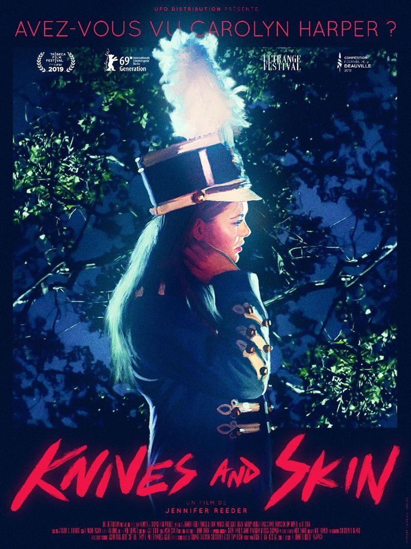 affiche du film Knives and Skin