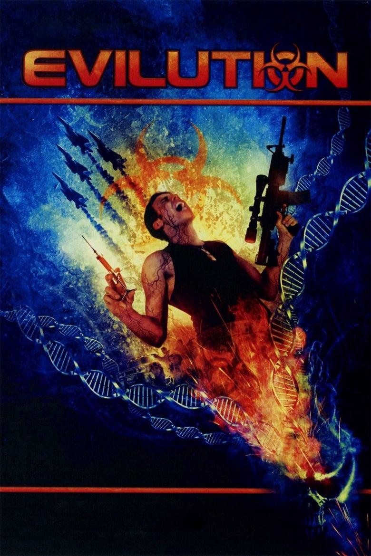 affiche du film Evilution