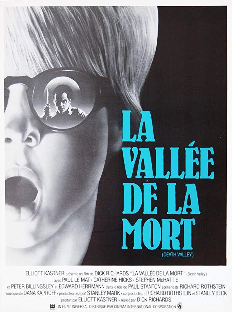 affiche du film La Vallée de la mort