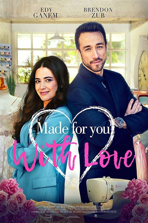 affiche du film L'amour sur mesure (TV)