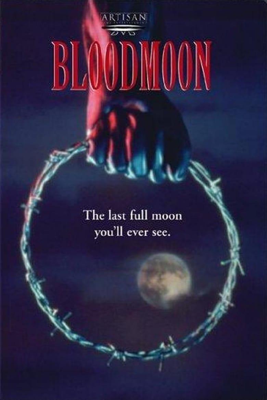 affiche du film Bloodmoon