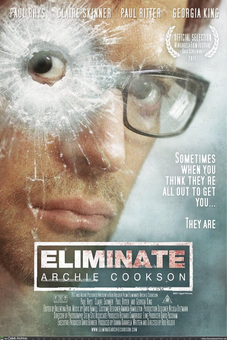 affiche du film Eliminate: Archie Cookson