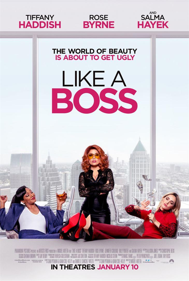 affiche du film Like a Boss