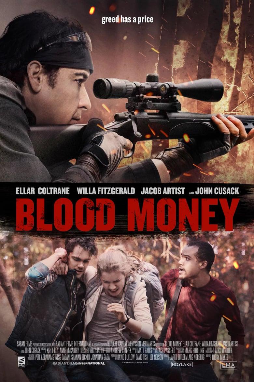 affiche du film Blood Money