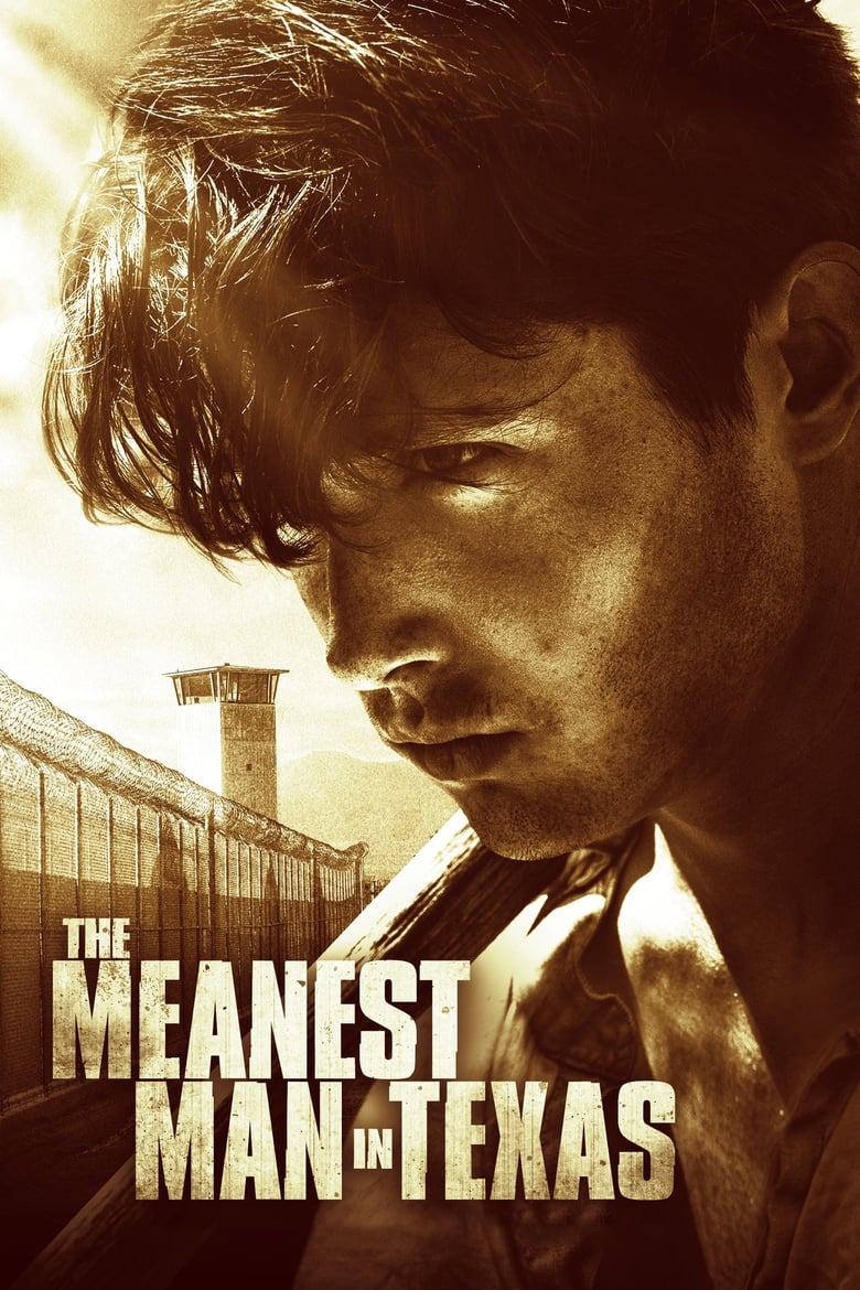 affiche du film The Meanest Man in Texas