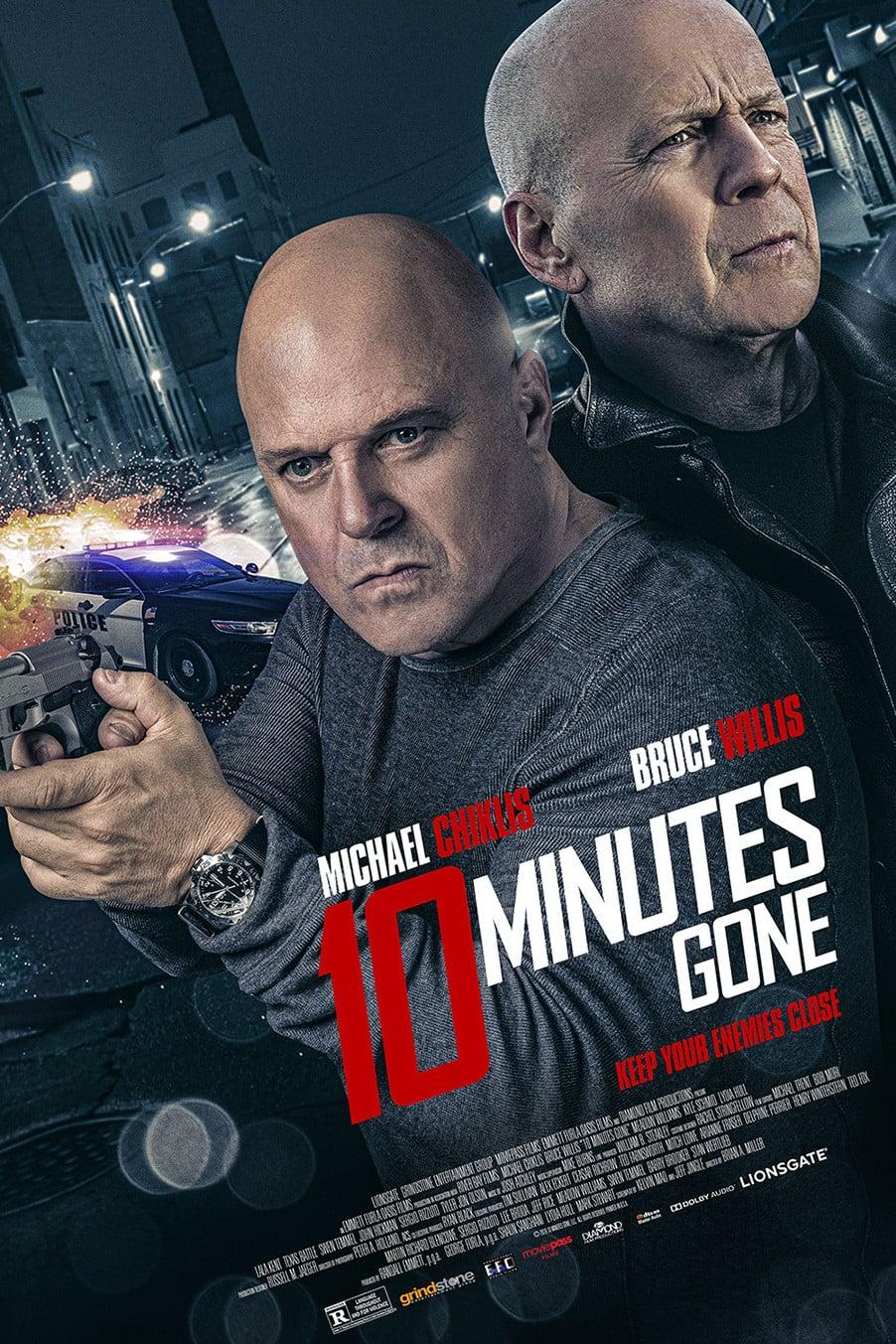 affiche du film 10 Minutes Gone