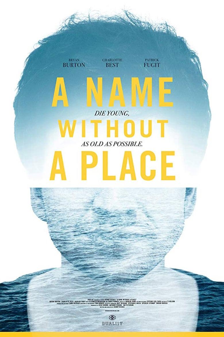 affiche du film A Name Without a Place