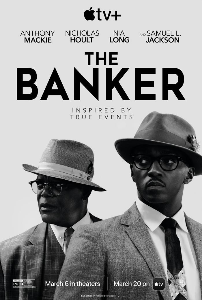 affiche du film The Banker
