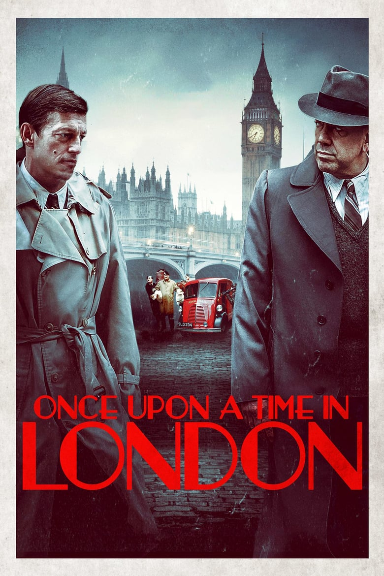 affiche du film Once Upon a Time in London