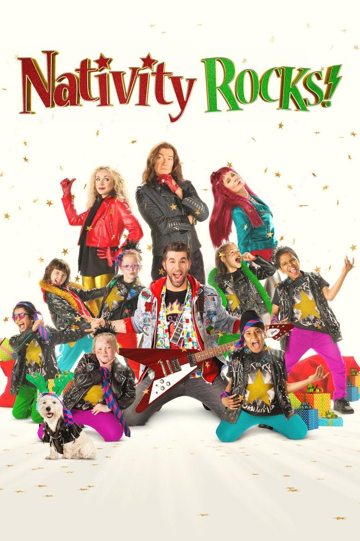 affiche du film Nativity Rocks!