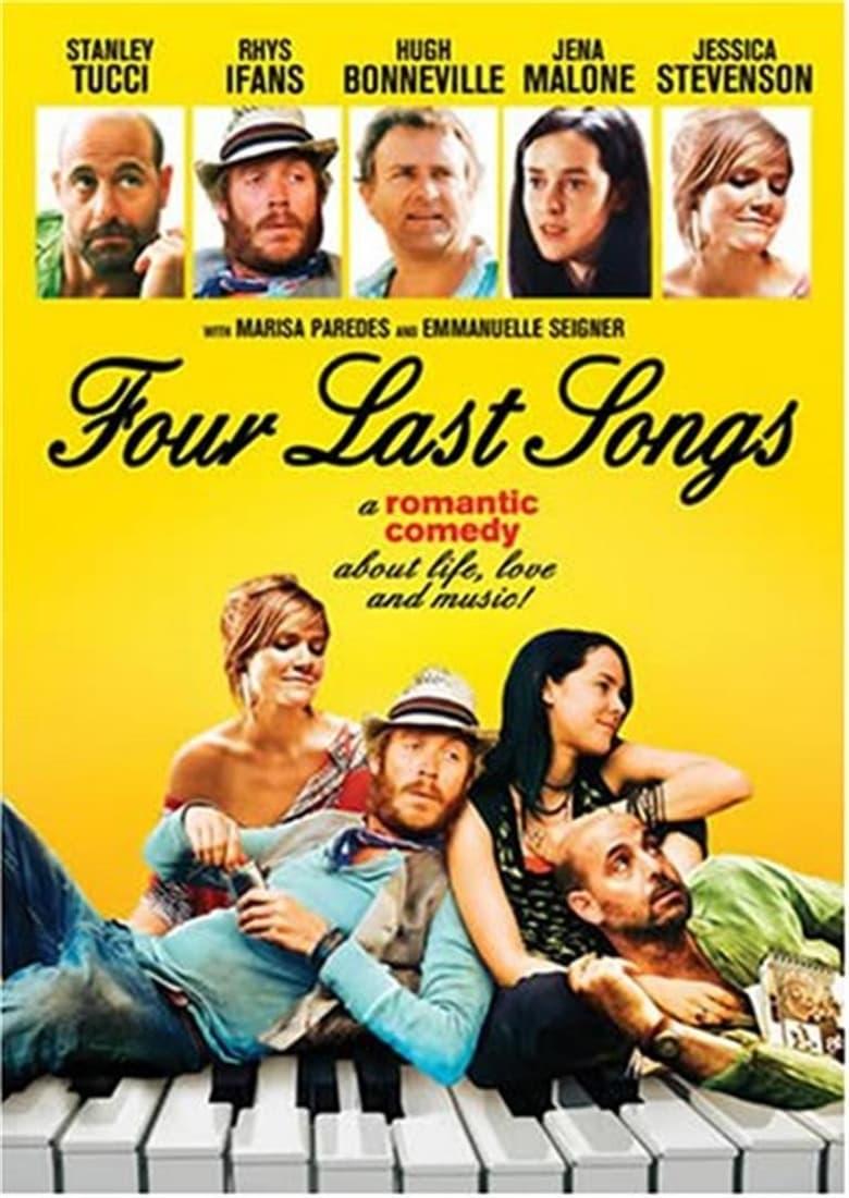 affiche du film Four Last Songs