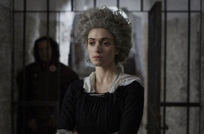 affiche du film Marie-Antoinette, ils ont jugé la reine
