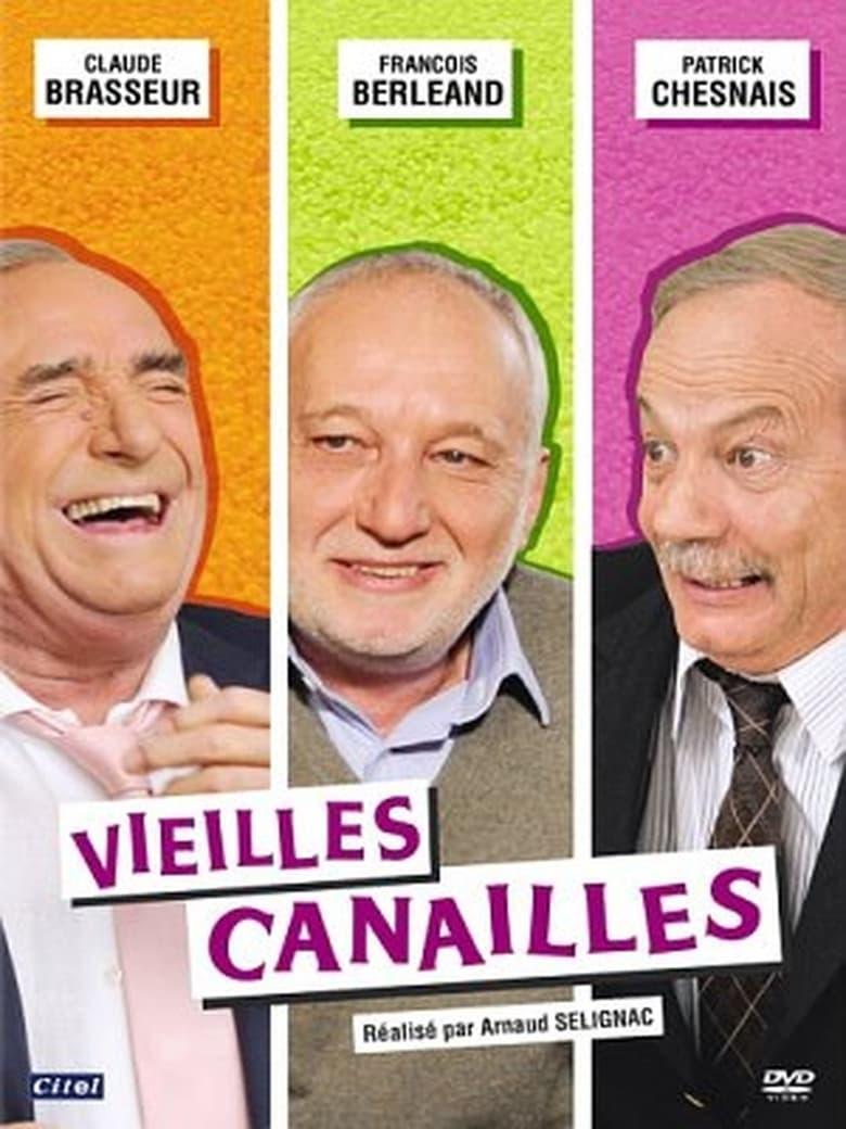 affiche du film Vieilles canailles (TV)