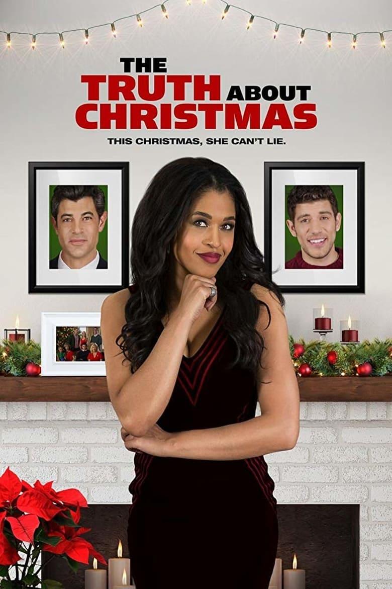 affiche du film Mon petit mensonge de Noël
