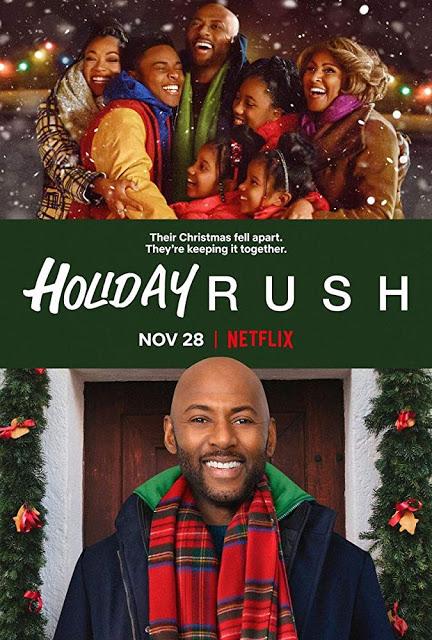 affiche du film Holiday Rush