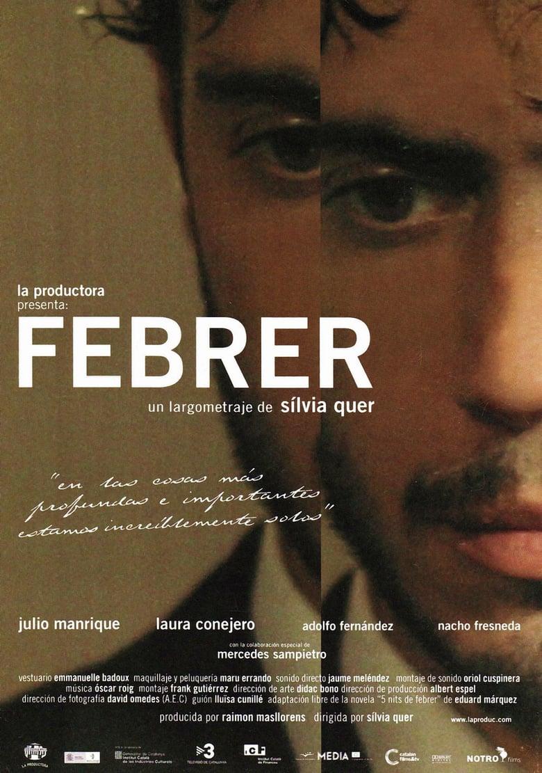 affiche du film Febrer
