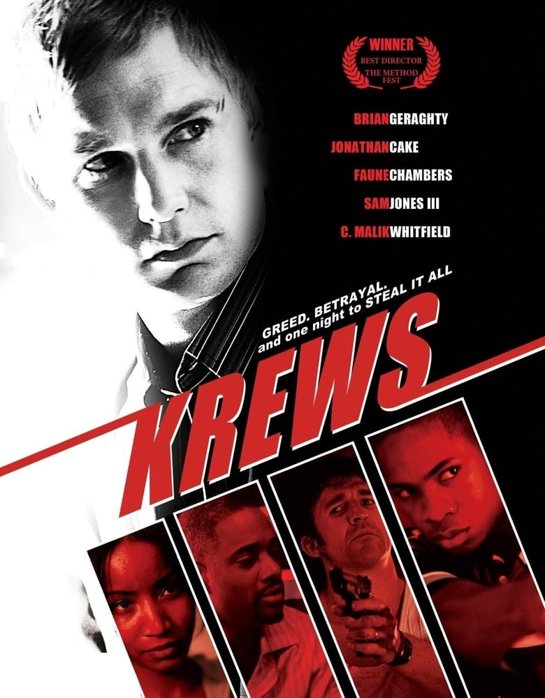 affiche du film Krews