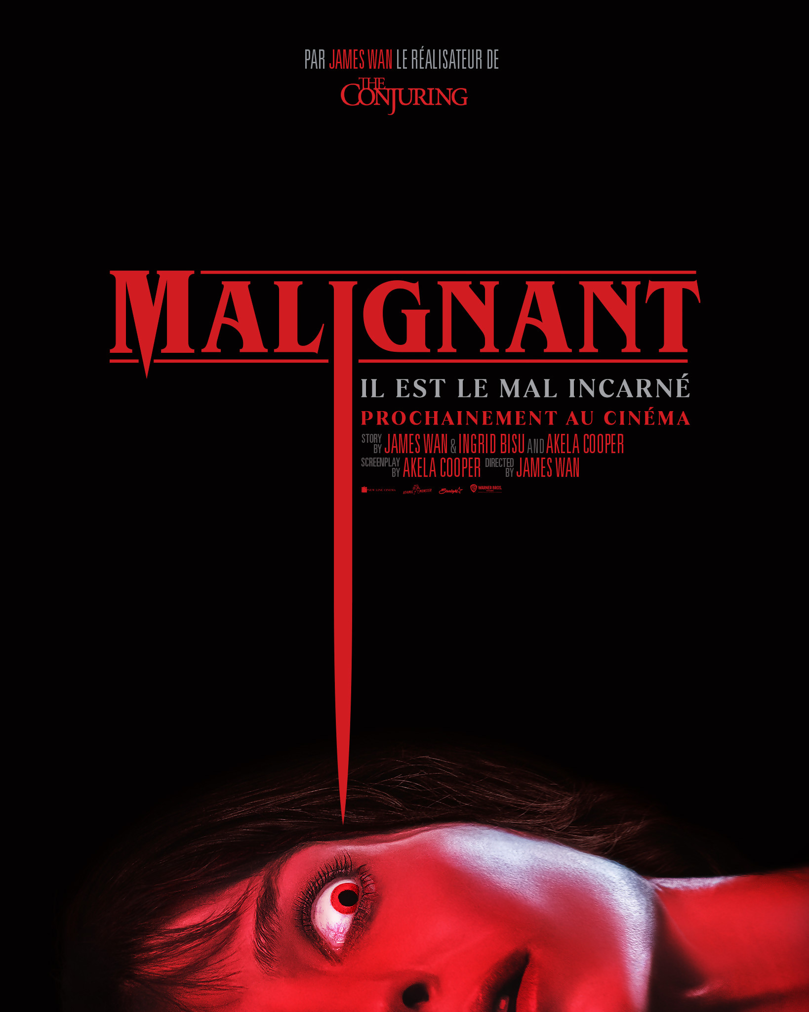 affiche du film Malignant