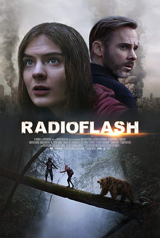 affiche du film Radioflash