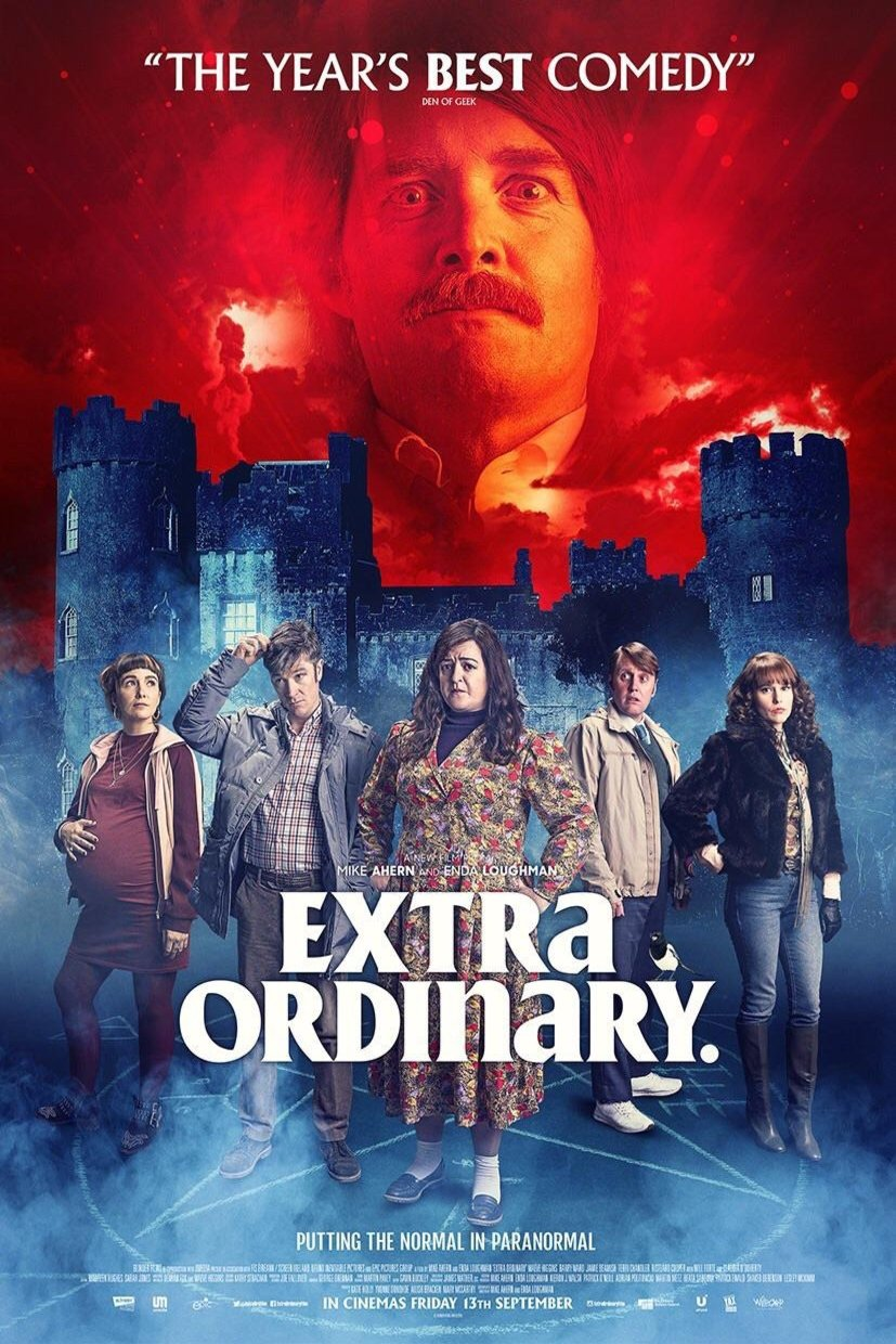 affiche du film Extra Ordinary