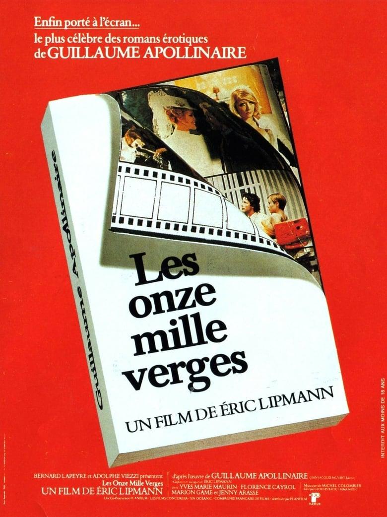 affiche du film Les Onze Mille Verges
