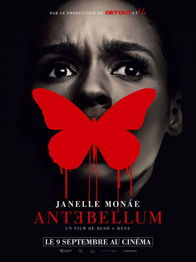 affiche du film Antebellum