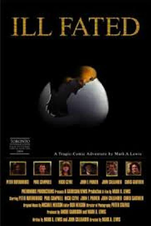 affiche du film Ill Fated