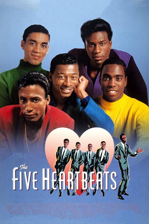 affiche du film The Five Heartbeats