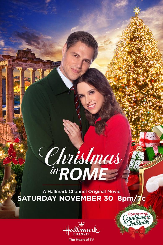 affiche du film Christmas in Rome (TV)