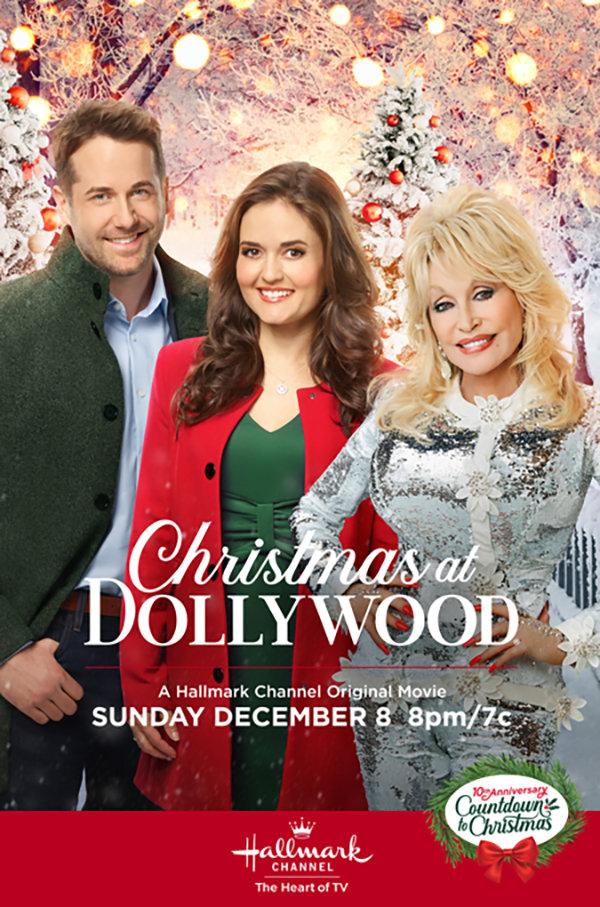 affiche du film Christmas at Dollywood (TV)