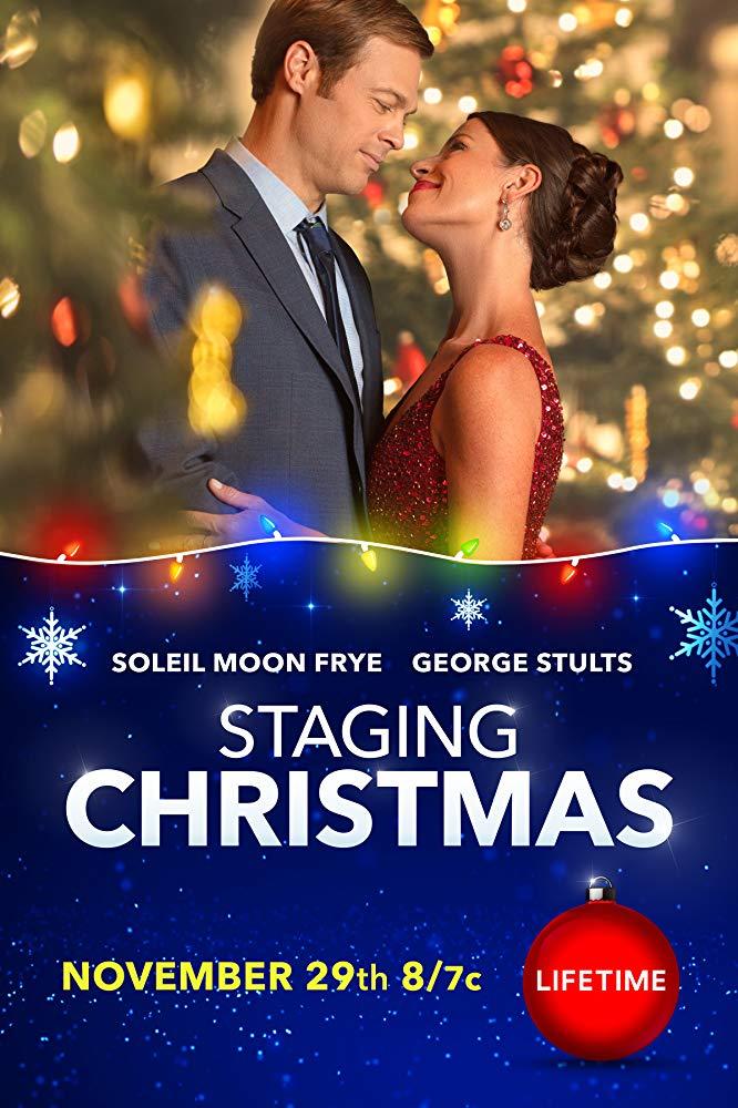 affiche du film Un décor de rêve pour Noël (TV)