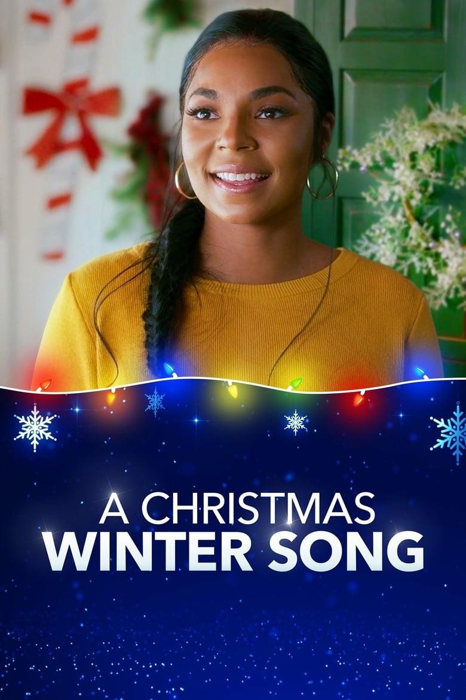 affiche du film Une voix d'or pour Noël (TV)