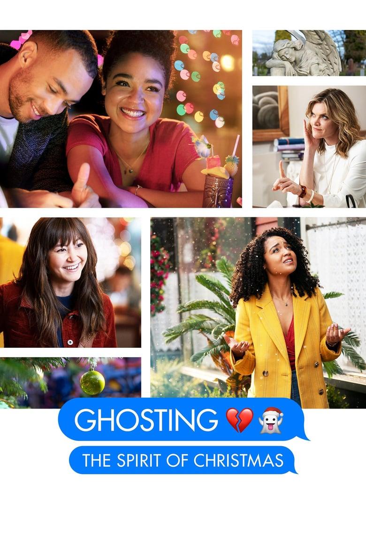 affiche du film Ghosting: The Spirit of Christmas (TV)