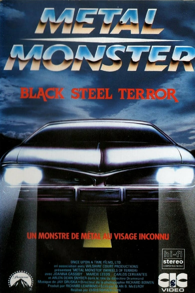 affiche du film Metal Monster (TV)