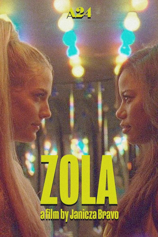 affiche du film Zola