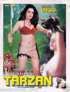affiche du film Junglee Tarzan
