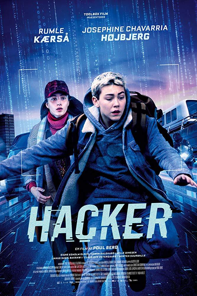 affiche du film Hacker
