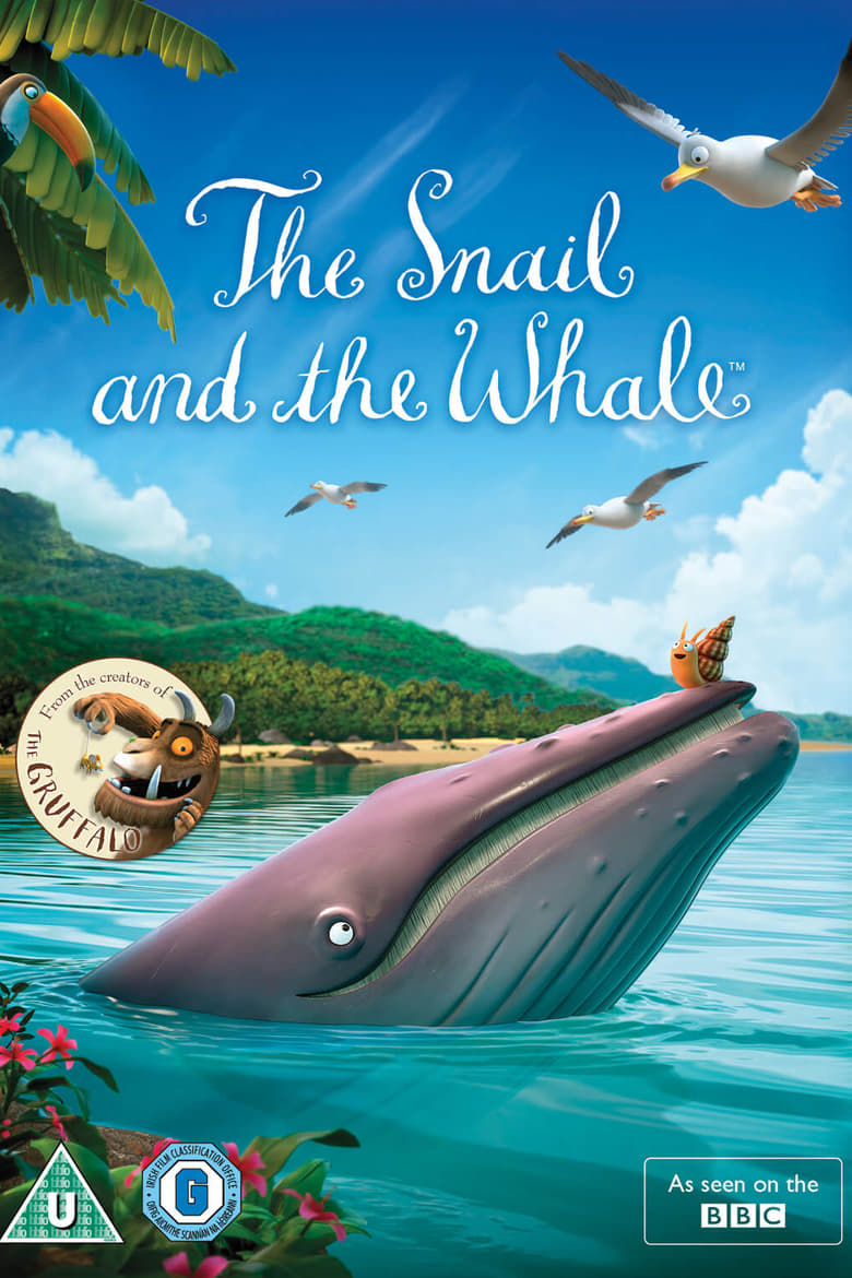 affiche du film The Snail and the Whale